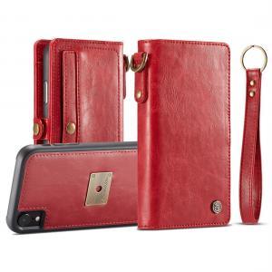 Plånboksfodral med skal för iPhone XR - CaseMe