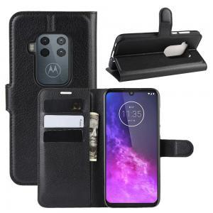 Plånboksfodral för Motorola One Zoom