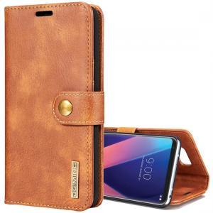 DG.MING för LG V30 - Plånboksfodral med magnetskal