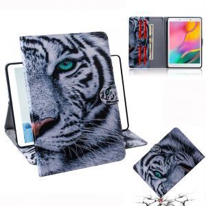 Fodral för Galaxy Tab A 8.0 (2019) T290 / T295 - Tiger