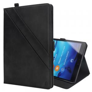 Fodral för Huawei MediaPad M5 8.4 - Extrafack & Pennhållare
