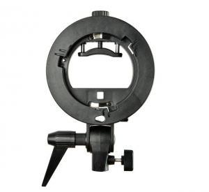 Godox S-type Speedlite adapter för Bowens ljusformare