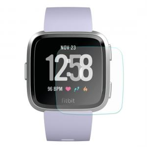 Enkay 2.15D Displayskydd för Fitbit Versa - Av härdat glas 9H