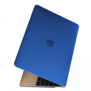 Skal för Macbook Matt frostat 12-tum - Mörkblå