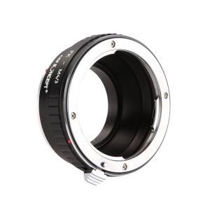 K&F Objektivadapter till Pentax K objektiv för Micro 4/3 kamerahus