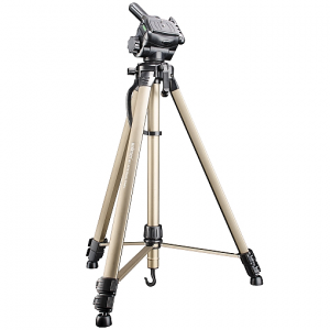 Kamerastativ 165cm med videohuvud 4kg - Weifeng WT-3570
