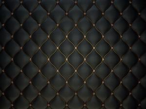 Vinylbakgrund 1.5x2.2m - Pikerad vägg Svart