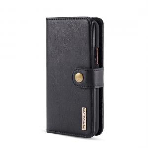 DG.MING för iPhone 11 Pro Max - Plånboksfodral med magnetskal