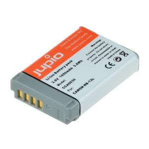 Jupio kamerabatteri 1050mAh för Canon NB-13L