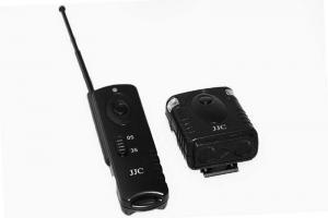 JJC Radiostyrd Fjärrutlösare för Nikon D70, D80s