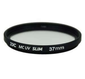 JJC UV-filter Slim med Multicoating (37mm)