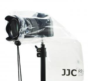 JJC Regnskydd - Spegellösa systemkamera