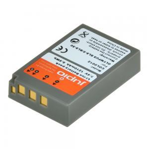 Jupio kamerabatteri 1210mAh för Olympus BLS-5/PS-BLS5