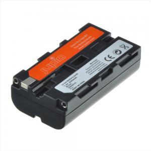 Jupio kamerabatteri 2350mAh ersätter Sony NP-F550