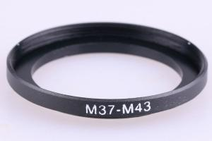Step Up Ring 37-43mm