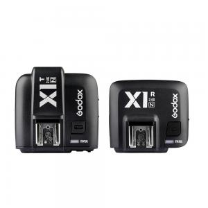 Godox 2.4GHz TTL Blixtutlösare/ Mottagare X1