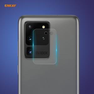 Linsskydd till bakre kameralins för Galaxy S20 Ultra