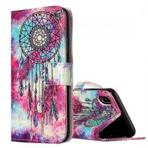 Plånboksfodral för iPhone X / XS - Drömfångare