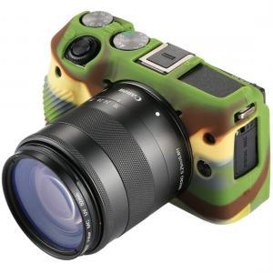PULUZ Mjukt skyddsfodral för Canon EOS M3 (Kamouflage)