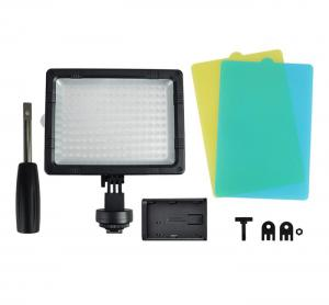JJC Videolampa - 160st lysdioder