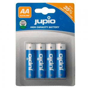 Jupio batteri AA LR06 4-pack