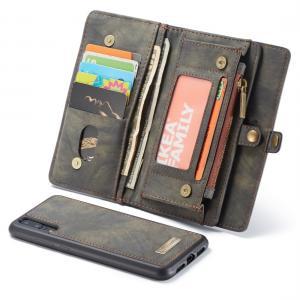 CaseMe för Huawei P20 - Plånboksfodral med magnetskal