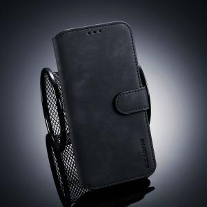 DG.MING Plånboksfodral för Galaxy J6 (2018) - Smart och stilren design
