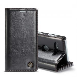 Caseme för Sony Xperia XZ2 Compact - Flipfodral med kortplats