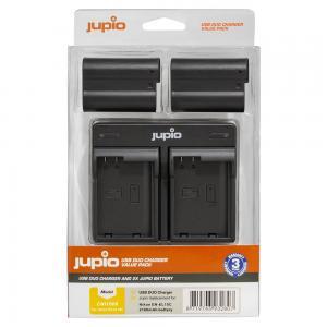 Jupio Batteripaket ersätter Nikon EN-EL15C