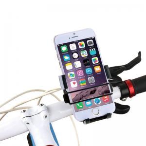 HAWEEL 360 Graders roterbar universal mobilhållare för cykeln