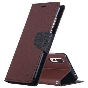 GOOSPERY För Huawei P20 Pro - Flipfodral med kortplatser av PU-läder