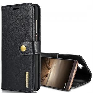 DG.MING Plånboksfodral med magnetskal för Huawei Mate 9