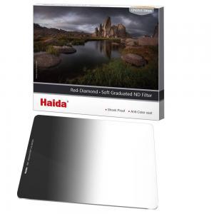 Haida Red Diamond Mjukgraderat GND-filter för 150mm Systemet