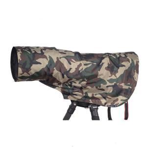 Rolanpro Regnskydd kamouflagefärgad för Teleobjektiv