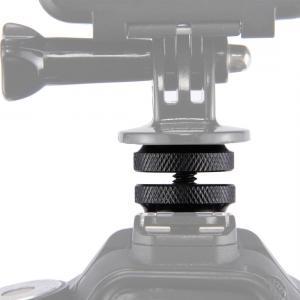PULUZ Adapter - Blixtsko till 1/4 tums skruvgänga (för kameror)
