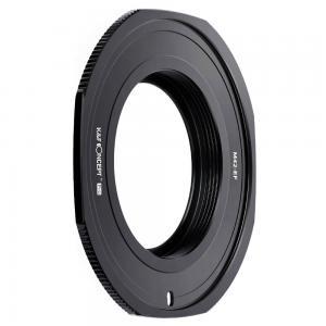 K&F Objektivadapter Pro till M42 objektiv för Canon EOS kamerahus