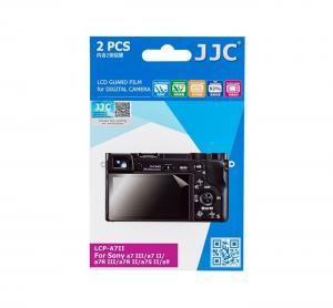 JJC Skärmskydd för Sony a7, a9-modeller