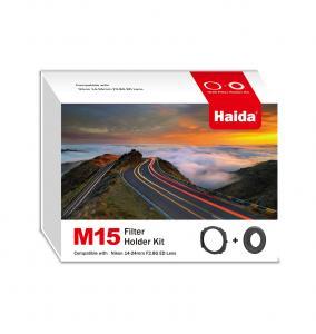 Haida M15 Filterhållarkit för Sigma 14-24mm Art objektiv på Sony E
