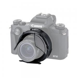 JJC Automatiskt främre objektivlock för Canon PowerShot G1X Mark III