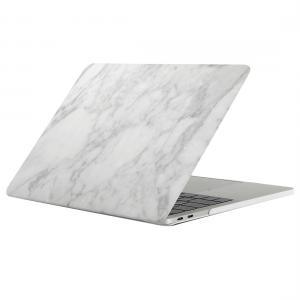 Skal för New Macbook Pro 13.3-tum - Marmor vit (A1706/A1708)