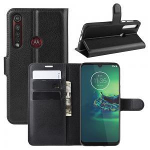 Plånboksfodral för Motorola Moto G8 Plus