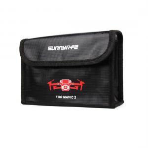Sunnylife Säker förvaringsväska för Mavic 2 Pro/ Zoom Batterier