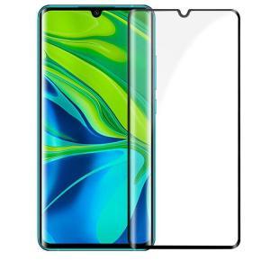 Displayskydd 3D för Xiaomi Mi Note 10 av härdat glas