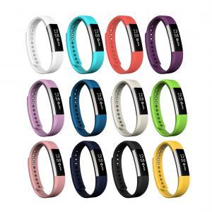 Armband för Fitbit Alta - Silikon