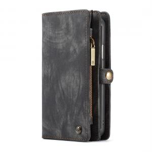 Plånboksfodral med magnetskal för iPhone X / XS - CaseMe