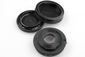 Haida Objektivadapter till Nikon för Sony Alpha kamerahus