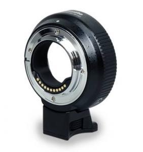 Commlite Objektivadapter stödjer Autofokus till EF/EF-S Objektiv för M4/3 Kamera