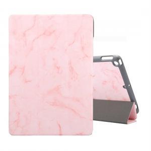 Fodral för iPad 10.2 med rosa marmormönster