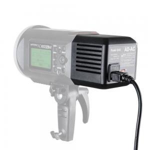 Godox Nätadapter för AD600 AD600B AD600BM AD600M