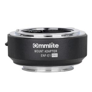 Commlite Objektivadapter till Nikon F Objektiv för Sony E CM-ENF-E(1) PRO